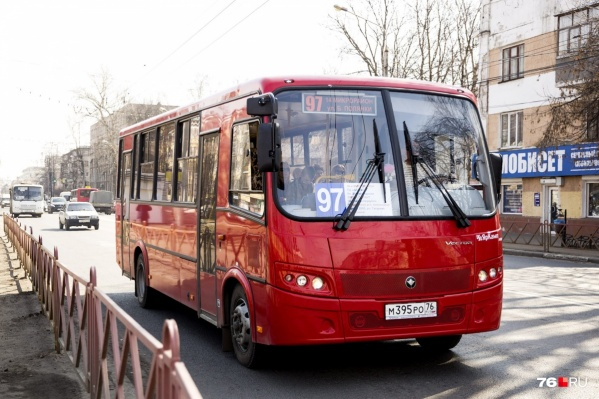 Ярославцы любят свои маршрутки