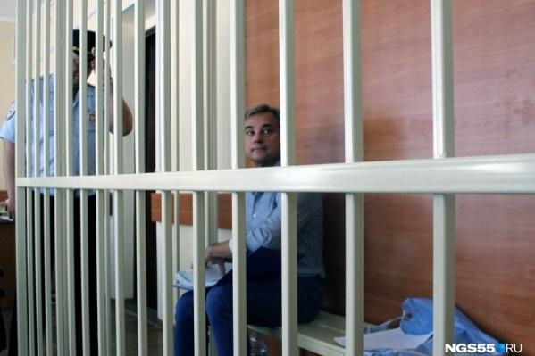 Сергей Калинин уже три месяца находится под арестом