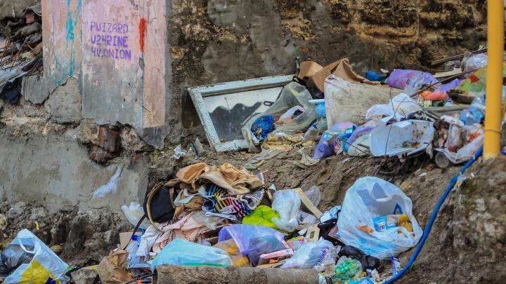 Власти определились с местом, куда с Левенцовки перенесут мусорный полигон