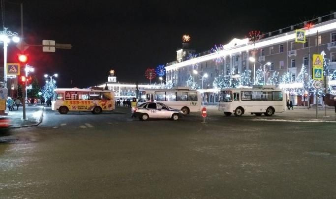 В Кургане ради празднования 77-летия Зауралья перекроют улицу Гоголя