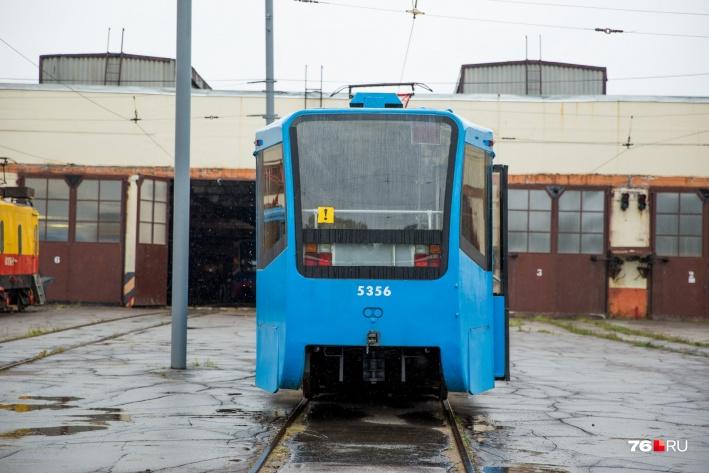 Сейчас трамвайное депо не готово к обслуживанию троллейбусов