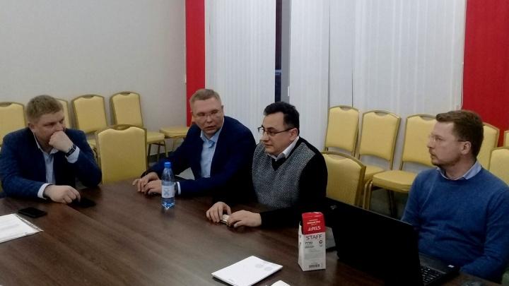 «Аквилон Инвест» и «ЮИТ Сервис» внедряют новое качество обслуживания домов в Архангельске