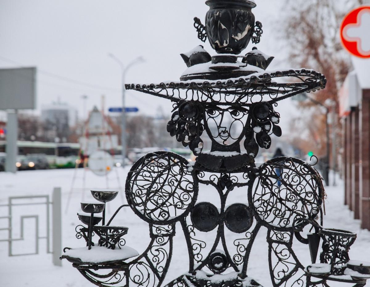 На протяжении трёх дней в городе ожидается небольшой снег