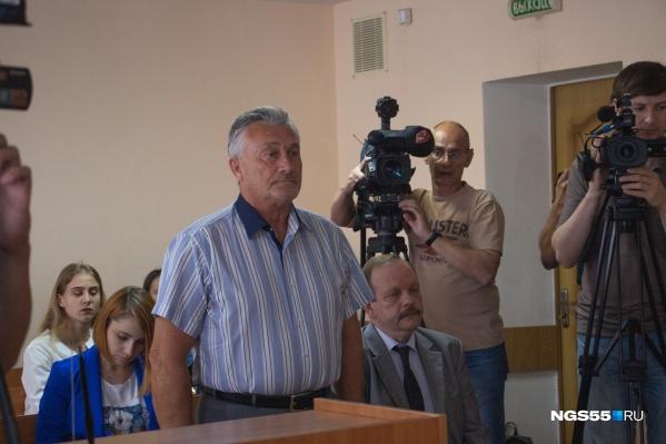 Свою вину бывший вице-губернатор Омской области не признаёт. По его словам, он «просто делал свою работу»