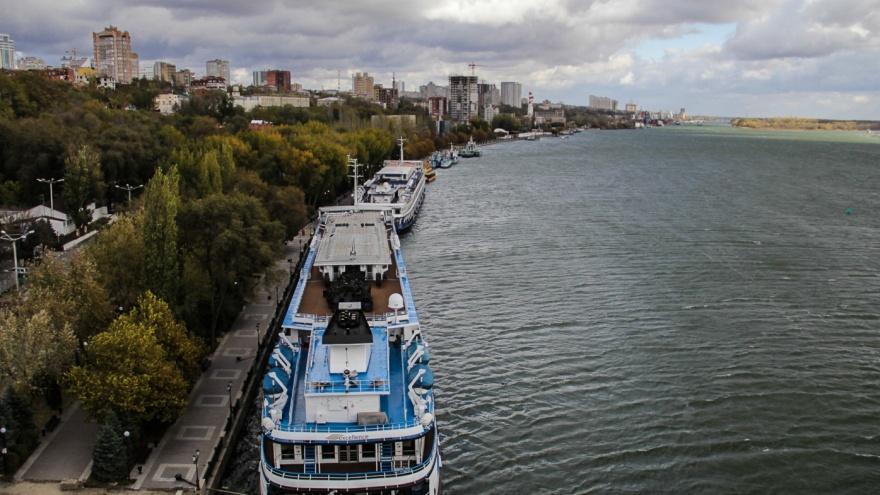 В Ростовской области ученые нашли уникальные пески, очищающие воду в реках