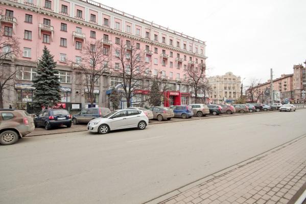 За три года в Челябинске должно появиться 7939 платных мест для машин