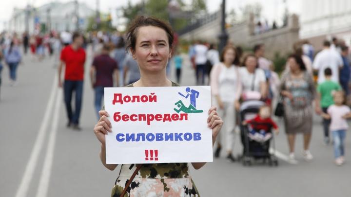 Полиция обыскивает квартиры активистов омского штаба Навального