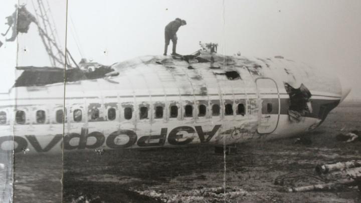 «Всё. Сгорели пассажиры»: шокирующая история омской авиакатастрофы 34 года спустя