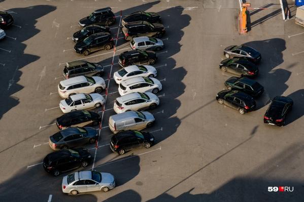 Как оказалось, если твой автомобиль поставили на охраняемую стоянку полиции, это не означает, что он не пропадет
