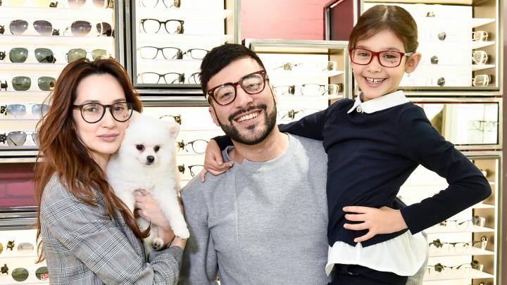 «За покупками беру с собой жену, дочку и собаку»: душевный шопинг с Борисом Гасановым
