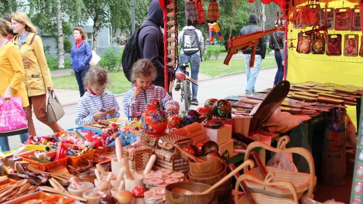 Из-за Маргаритинской ярмарки на несколько дней часть Чумбарова-Лучинского закроют для транспорта