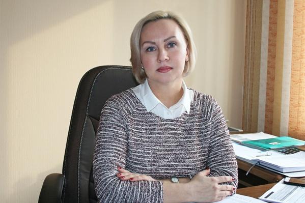 Наталья Колягина уволена с должности с 26 октября