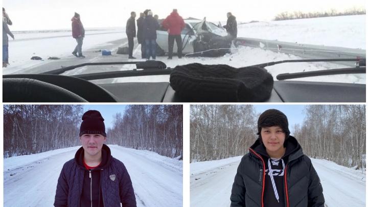 «Трезвые были»: среди погибших в лобовом ДТП на юге Челябинской области оказались братья-спортсмены