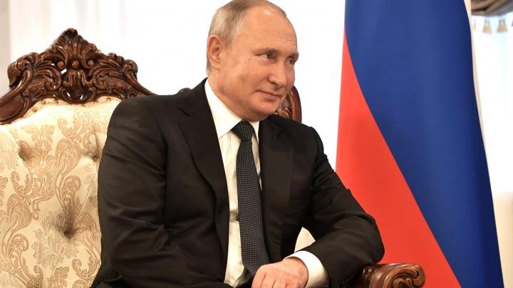 Виртуальный президент: Владимир Путин «побывает» в Челябинске по видеосвязи