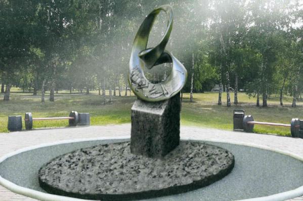 Скульптуру предложили установить педагоги-пенсионеры