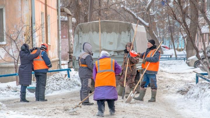 «Не город, а каток!»: самарским чиновникам придётся ответить за плохую уборку улиц от снега