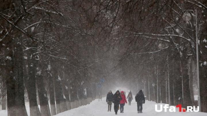 Погода на 6 апреля: в Башкирии пойдет дождь со снегом