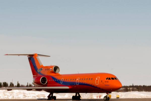 Из Нарьян-Мара в Челябинск самолёты летают дважды в неделю