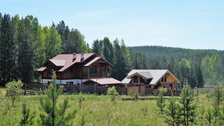 В уральскую «альпийскую деревню» на Чусовой провели газ