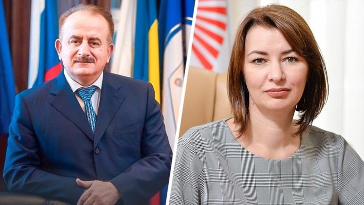 Временный ректор ЮФУ заработала на 1,2 миллиона больше ректора ДГТУ