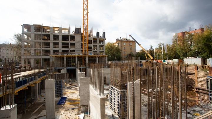Стены-окна и квартиры со вторым светом: в центре города построят необычный жилой дом