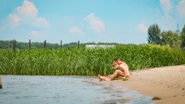 Лето заканчиваться не спешит: синоптики пообещали ростовчанам теплые и солнечные выходные