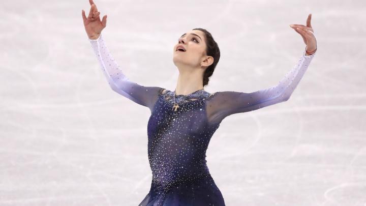 Хозяйка на льду: российская фигуристка побила мировой рекорд на Олимпиаде в Пхёнчхане