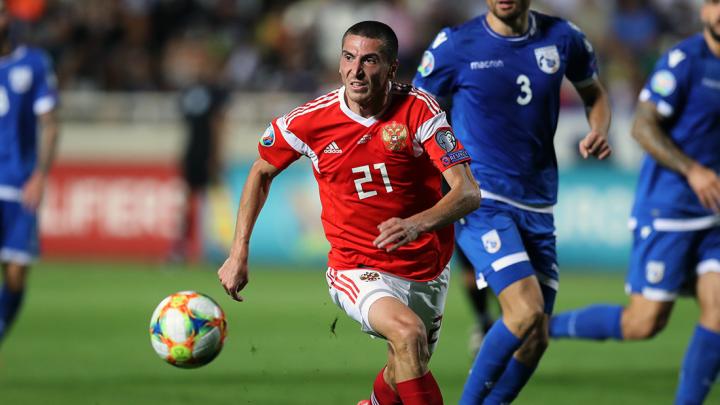 Футболист «Ростова» Ионов помог сборной России выйти на чемпионат Европы