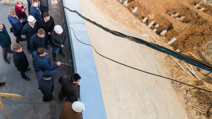 «Провал в системе»: экс-губернатор объяснил, почему при строительстве зоопарка возникли проблемы
