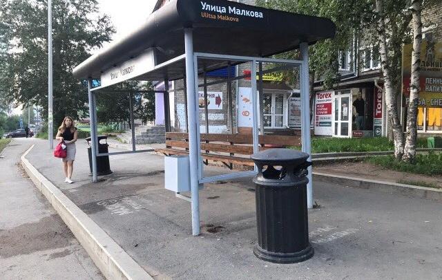 В Перми отремонтируют 88 автобусных остановок. Карта
