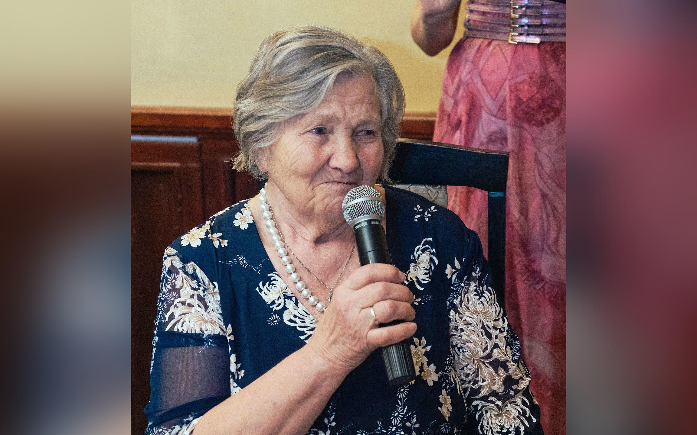 Жительница небольшого южноуральского посёлка никогда не летала в Аргентину, зато сама была Аргентиной