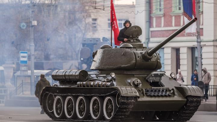 День Победы в Новосибирске: основные события и маршрут «Бессмертного полка»