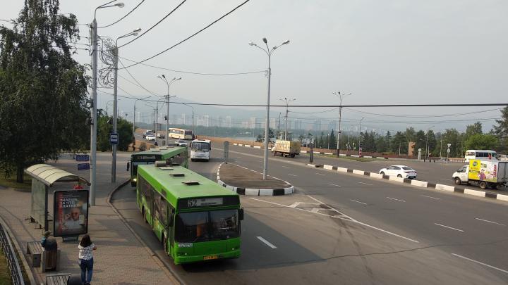 В Красноярске определили лучших водителей автобуса: среди призёров оказалась женщина