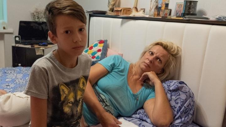 «Спасибо всем неравнодушным»: маму тронувшего сердца волгоградцев мальчика выписывают из больницы