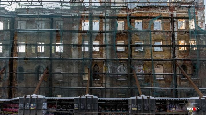 Градозащитник Денис Галицкий не смог отстоять в суде стену пивзавода на Сибирской