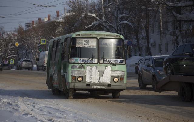 ГИБДД РБ зафиксировала более 25 тысяч нарушений ПДД водителями автобусов