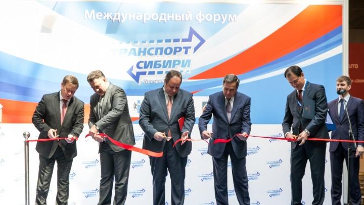 На форуме «Транспорт Сибири» обсудят развитие транспортно-логистической инфраструктуры региона