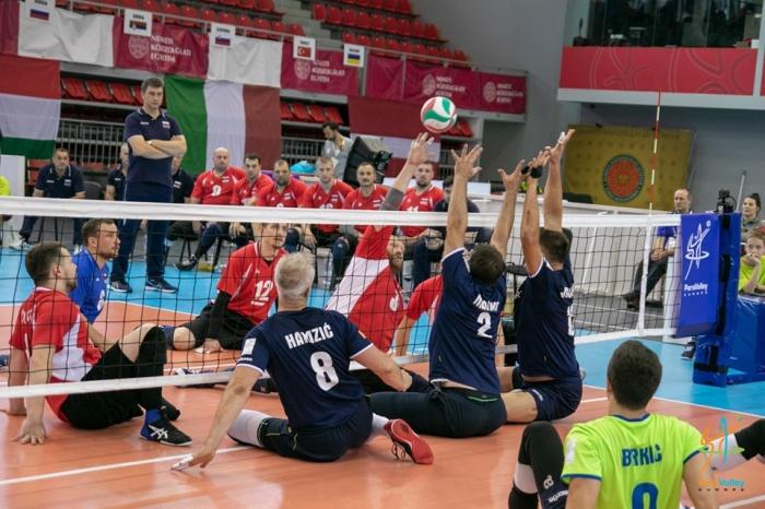 В финале они сразились с командой изБоснии и Герцеговины