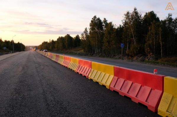 В последний раз дорогу ремонтировали в 2013 году