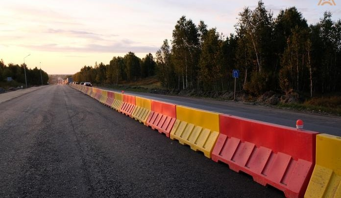 В Зауралье начался финальный этап ремонта трассы «Иртыш»