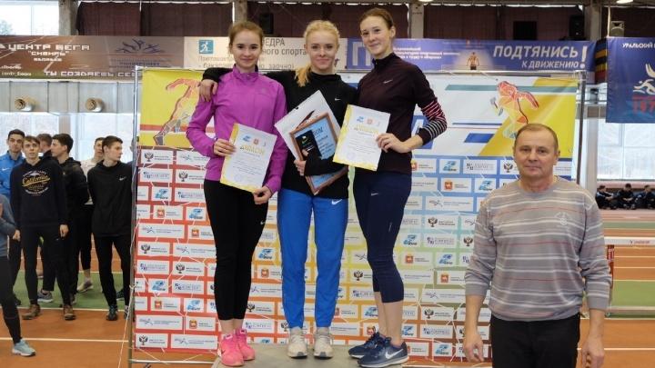 Зауральские легкоатлеты вернулись с медалями с первенства Уральского федерального округа
