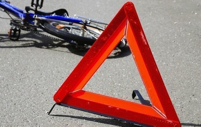 Первая в этом году авария с велосипедистом произошла в «Белых росах»