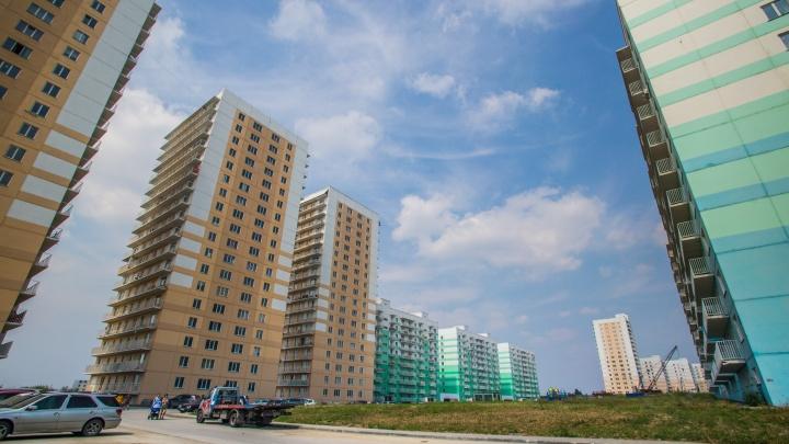 На месте четырёх домов на Столетова построят две 18-этажки