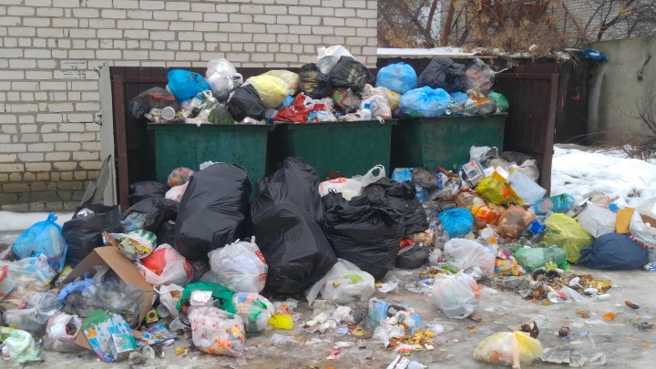 «Так остро не было даже после пенсионной реформы»: жители Калача собрались на «мусорный» митинг
