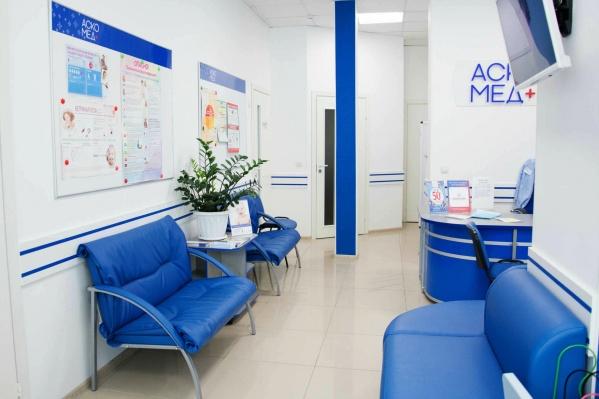 Филиалы«АСКО-МЕД» находятся в удобных локациях на правом и левом берегах