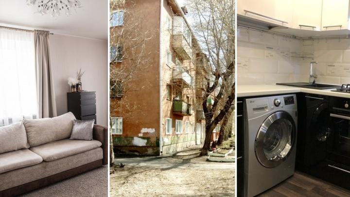 Страшные снаружи, красивые внутри: пять неожиданно симпатичных квартир в старых домах