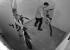 В Академическом двое парней укатили велосипеды из подземного паркинга