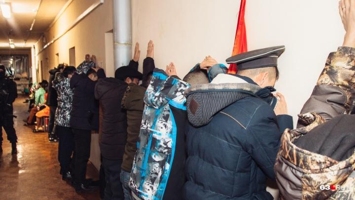 Арест и штраф: самарскую строительную фирму наказали на 1,5 миллиона рублей за подкуп ради мигрантов