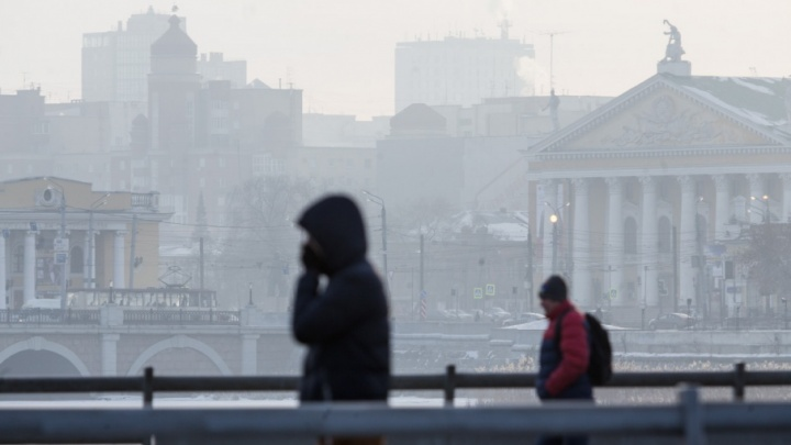Утепляемся и не дышим: к смогу в Челябинске добавятся морозы