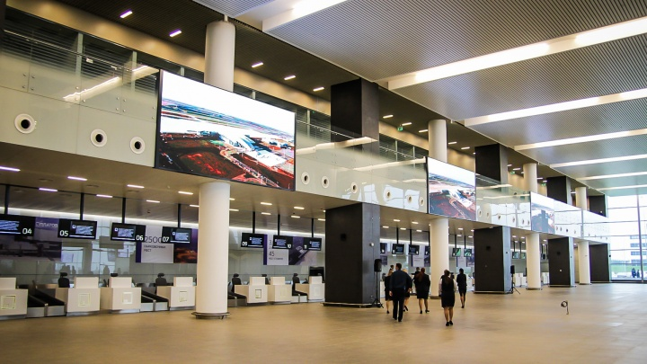 Платов вошёл в десятку лучших аэропортов мира по качеству обслуживания пассажиров